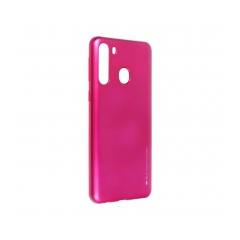 i-Jelly Mercury puzdro na Samsung Galaxy A21 pink