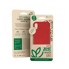 Forcell BIO Zero Waste puzdro na IPHONE 12 / 12 PRO red