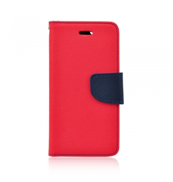 Fancy Book - puzdro pre ACER Liquid Z520 red-navy