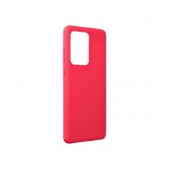 Forcell SOFT puzdro na SAMSUNG Galaxy S20 Ultra / S11 Plus red