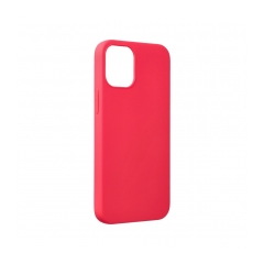 Forcell SOFT puzdro na IPHONE 12 MINI red