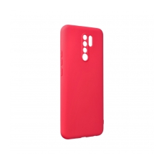 Forcell SOFT puzdro na XIAOMI Redmi 9 red