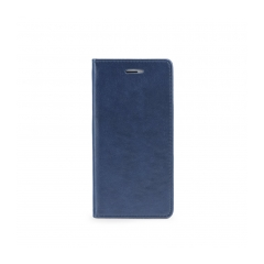 Magnet Book - puzdro pre Samsung G530F Galaxy Grand Prime navy blue