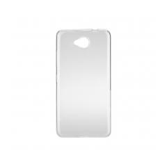 Silikónový 0,3mm zadný obal na MICR Lumia 650 transparent