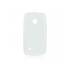 Silikónový 0,3mm zadný obal na Nokia 530 transparent