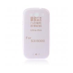 Silikónový 0,3mm zadný obal na Samsung  i9300 Galaxy  S3 pink