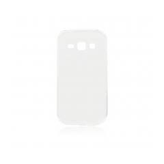 Silikónový 0,3mm zadný obal na Samsung Galaxy J1 transparent