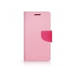 Puzdro Fancy Diary Mercury - Samsung Galaxy Note 4 ružové