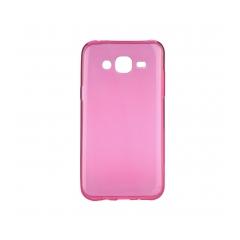 Silikónový 0,3mm zadný obal na Samsung Galaxy J5 pink