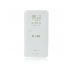 Silikónový 0,3mm zadný obal na MICR Lumia 540 transparent