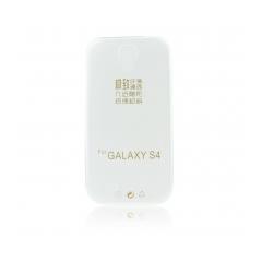 Silikónový 0,3mm zadný obal na Samsung Galaxy S4 (I9500) transparent