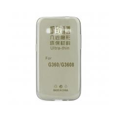 Silikónový 0,3mm zadný obal na  Samsung Galaxy Core Prime (G360)/ Core Prime LTE (G361F) black