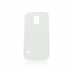 Silikónový 0,3mm zadný obal na Samsung Galaxy S5/S5 Neo transparent