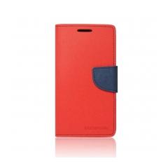 Puzdro Fancy Diary Mercury - Samsung Galaxy A3 červené
