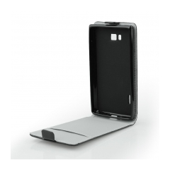 Puzdro flip flexi pre Samsung Galaxy A3 čierne