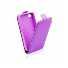 Puzdro flip flexi Samsung Galaxy A3 fialové