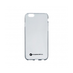 FORCELL Clear Case iPhone 6/6S black