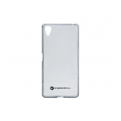 FORCELL Clear Case Sony Xperia X black