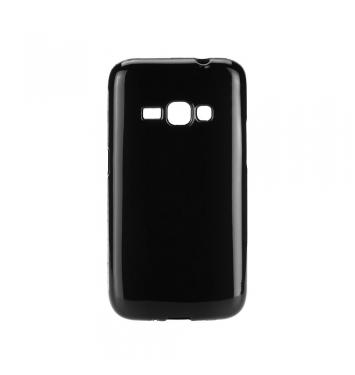 Jelly Case Flash - kryt (obal) pre Samsung J1 (2016) black without