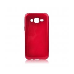 Jelly Case Flash - kryt (obal) pre Samsung Galaxy J1 red