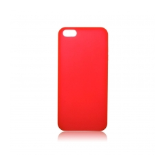 Hard Case  0,5mm - Apple iPhone 5/5S/5SE red