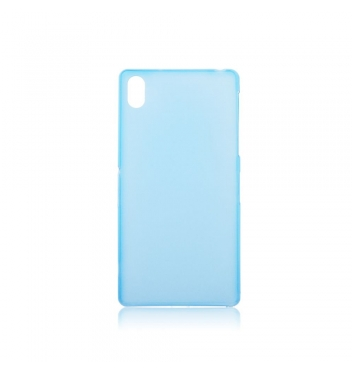 Hard Case  0,5mm - SE Xperia Z2 blue