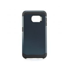 HYBRID Case - Samsung Galaxy S4 (GT-I9500) metal/navy blue