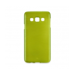 Jelly Case Brush - Samsung Galaxy S7 EDGE (G935) green