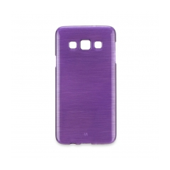 Jelly Case Brush - Samsung Galaxy S7 EDGE (G935) purple