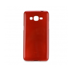 Jelly Case Brush - Samsung Galaxy Grand Prime (G530) red
