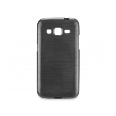 Jelly Case Brush - Samsung Galaxy Core Prime (G360) black