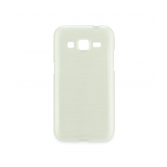 Jelly Case Brush - Samsung Galaxy Core Prime (G360) white