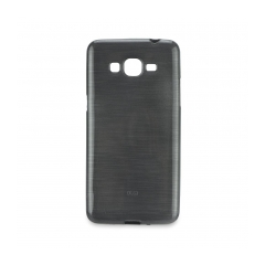 Jelly Case Brush - Samsung Galaxy Grand Prime (G530) black