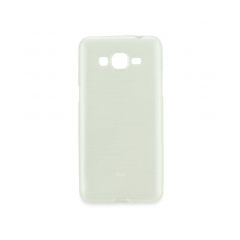Jelly Case Brush - Samsung Galaxy Grand Prime (G530) white