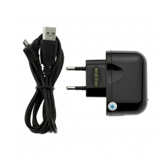 12692-travel-charger-micro-usb-universal-1a-with-cable-new-blue-star