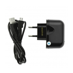 12710-travel-charger-micro-usb-universal-2a-with-cable-new-blue-star