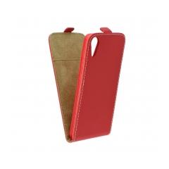 Flip Case Slim Flexi Fresh - HTC Desire 825 red
