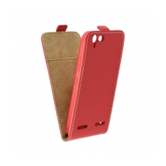 Flip Case Slim Flexi Fresh - Lenovo K5/K5 Plus red