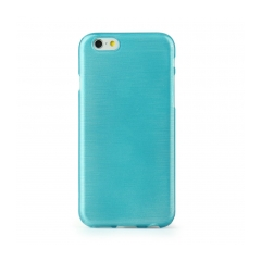 Jelly Case Brush - Apple iPhone 7 (4,7) blue
