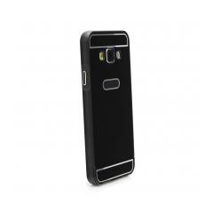 Aluminum Bumper + Back Cover Apple iPhone 7 (4,7) black