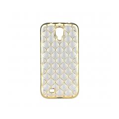 LUXURY - silikónový obal na Samsung GALAXY S4 (i9500) gold