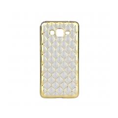 LUXURY - silikónový obal na Samsung GALAXY GRAND PRIME (G530) gold