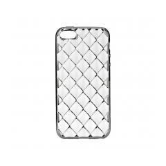 LUXURY - silikónový obal na iPhone 7 (5,5) black