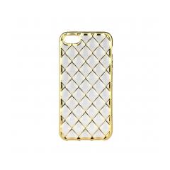 LUXURY - silikónový obal na iPhone 7 (4,7) gold
