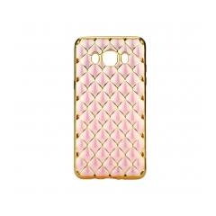 LUXURY - silikónový obal na Samsung GALAXY NOTE 7 rose gold