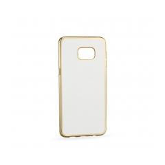 ELECTRO Jelly - zadný obal na Samsung Galaxy J3/J3 2016 gold