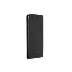 Flip Case Canvas Flexi Samsung Galaxy S6 Edge (SM-G925F) Black