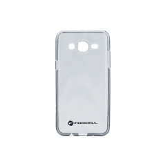 FORCELL Clear Case Samsung GALAXY J7 2016 black