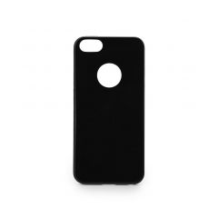 Jelly Case Flash - kryt (obal) pre iPhone 7 Plus black without glitter