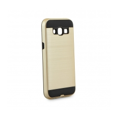 PANZER Moto - puzdro pre Samsung Galaxy J5 gold